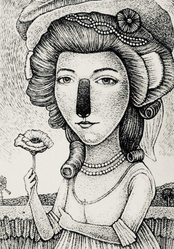 Marie (grand coquelicot)