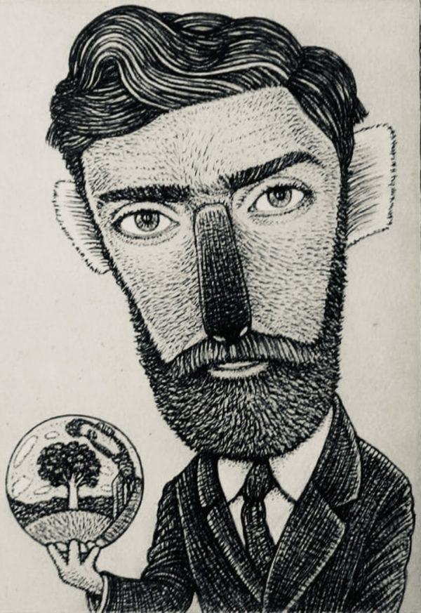 M.C. Escher (wie denk je dat je bent)